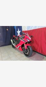 2018 Honda CBR1000RR for sale 200936275