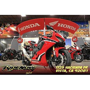 2018 Honda CBR1000RR for sale 200936666