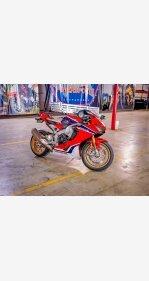 2018 Honda CBR1000RR SP for sale 200992299