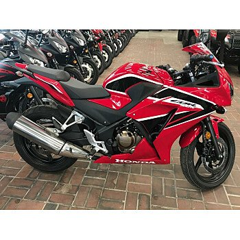 2018 Honda CBR300R for sale 200545582