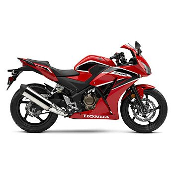 2018 Honda CBR300R for sale 200643345