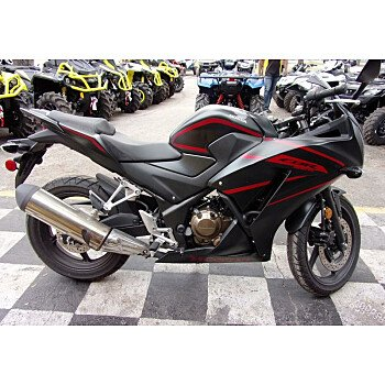 2018 Honda CBR300R for sale 200683818