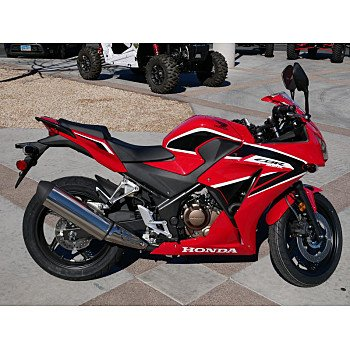 2018 Honda CBR300R for sale 200701109