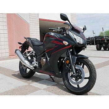 2018 Honda CBR300R for sale 200708902