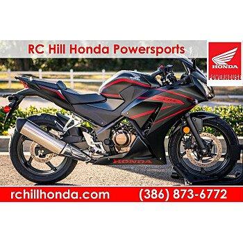 2018 Honda CBR300R for sale 200712684