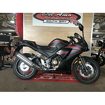 2018 Honda CBR300R for sale 200713940