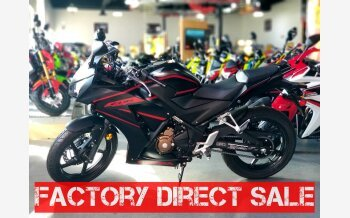 2018 Honda CBR300R for sale 200588802