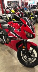 2018 Honda CBR300R for sale 200616548
