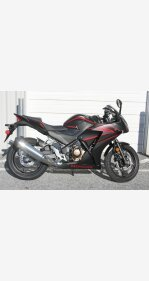 2018 Honda CBR300R for sale 200641588