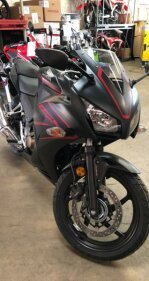2018 Honda CBR300R for sale 200702428