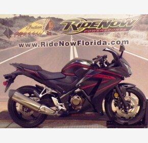 2018 Honda CBR300R for sale 201068041