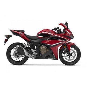 2018 Honda CBR500R ABS for sale 200547416