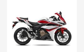 2018 Honda CBR500R for sale 200548332