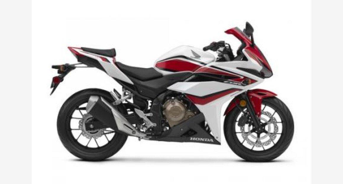 2018 Honda CBR500R for sale 200619451