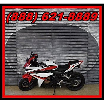 2018 Honda CBR500R for sale 200653478