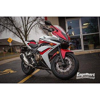 2018 Honda CBR500R ABS for sale 200699967