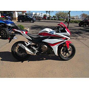 2018 Honda CBR500R for sale 200700134