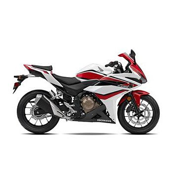 2018 Honda CBR500R for sale 200714805