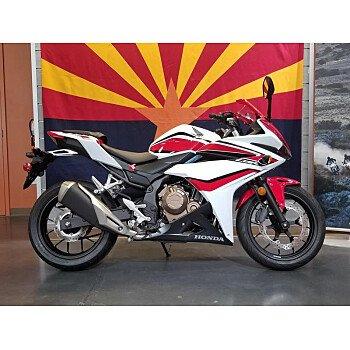 2018 Honda CBR500R for sale 200718402