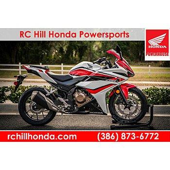 2018 Honda CBR500R for sale 200720730