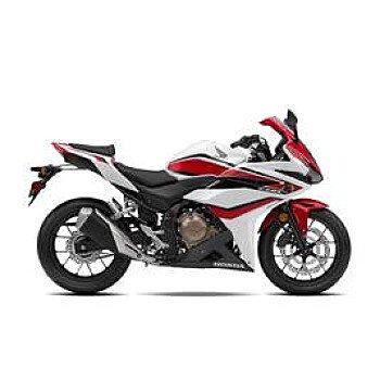 2018 Honda CBR500R for sale 200724543