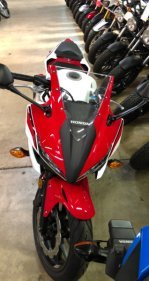2018 Honda CBR500R for sale 200525375