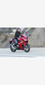 2018 Honda CBR500R ABS for sale 200640192