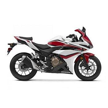 2018 Honda CBR500R for sale 200685572