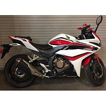 2018 Honda CBR500R for sale 200713371