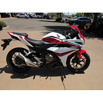 2018 Honda CBR500R for sale 200778286