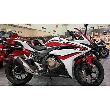 2018 Honda CBR500R for sale 200911538