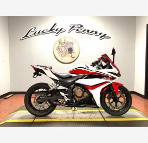 2018 Honda CBR500R for sale 200930548