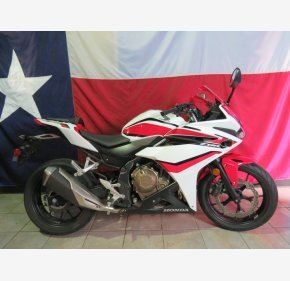 2018 Honda CBR500R for sale 200936071