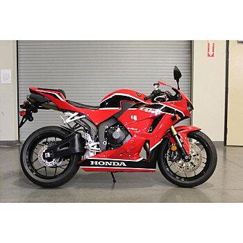 2018 Honda CBR600RR for sale 200567076