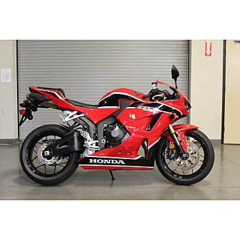 2018 Honda CBR600RR for sale 200567261