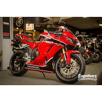 2018 Honda CBR600RR for sale 200582316