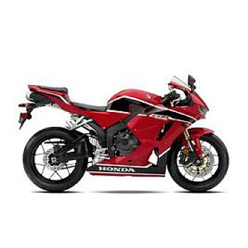 2018 Honda CBR600RR for sale 200626087