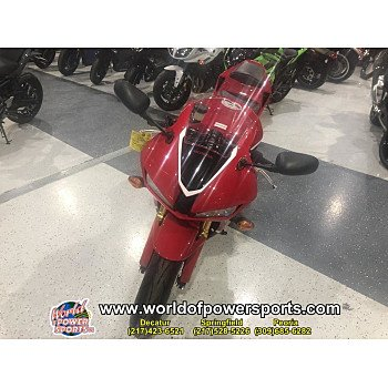 2018 Honda CBR600RR for sale 200637067