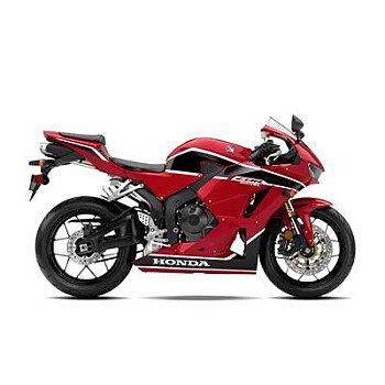 2018 Honda CBR600RR for sale 200700155