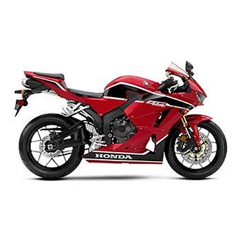 2018 Honda CBR600RR for sale 200708633