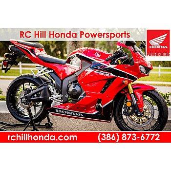 2018 Honda CBR600RR for sale 200712846