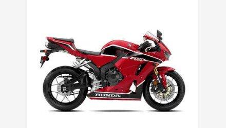 2018 Honda CBR600RR for sale 200526505