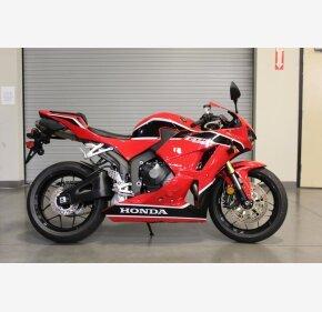 2018 Honda CBR600RR for sale 200567261