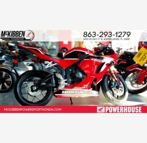 2018 Honda CBR600RR for sale 200588810