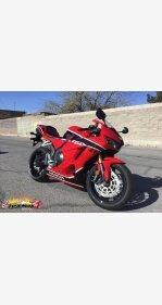 2018 Honda CBR600RR for sale 200700166