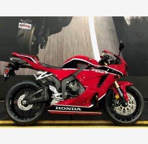 2018 Honda CBR600RR for sale 200715214