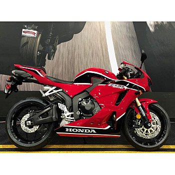 2018 Honda CBR600RR for sale 200715214