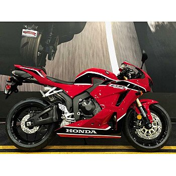 2018 Honda CBR600RR for sale 200715220