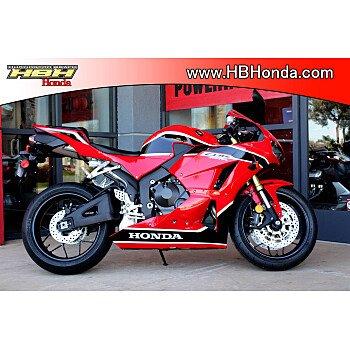 2018 Honda CBR600RR for sale 200774019