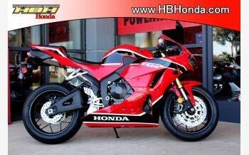 2018 Honda CBR600RR for sale 200774081